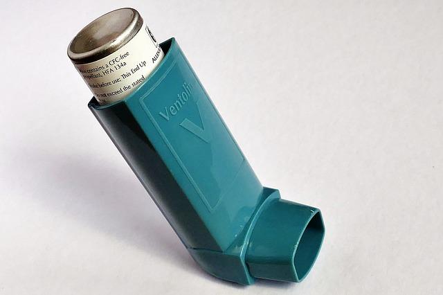 inhalátor na astma