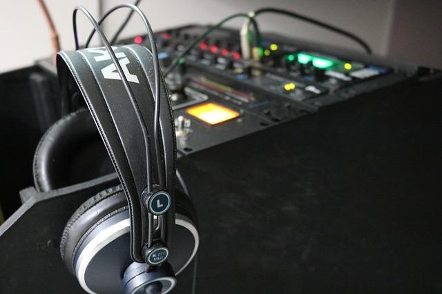 nahrávání hudby