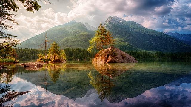 krajina hory